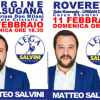 Salvini in Trentino