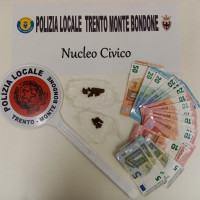 Spacciatore Sequestro
